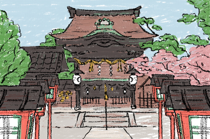 六孫王神社