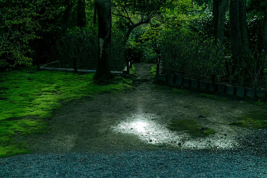 京都の写真家・中島光行いわく、旅の意味は「余白」に生まれるらしい【ポテル常設写真展レポート 前編】