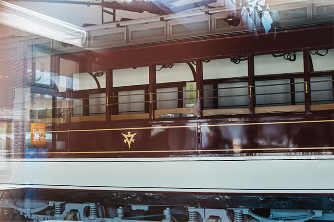 市電車両、廃線跡、ドクターイエロー……鉄道博物館を抜きにしても、梅小路は鉄道好き垂涎のエリアらしい